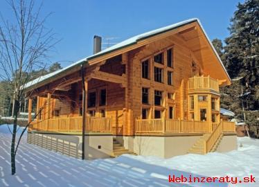 Váš dům snů z Altajského cedru!
