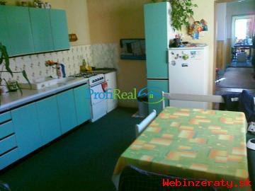 Na predaj rodinný dom v obci Štrba