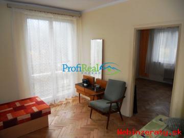 3-izbový byt s balkónom vo Svite