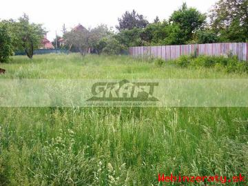 RK-GRAFT ponúka stav.  pozemok Miloslavo