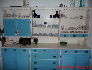 Predám jedáleň BONANZA bielo-modrej far