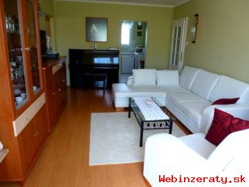 3 izbový byt v exkluzívnej lokalite BB
