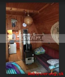 RK-GRAFT ponúka chatu - Malé Leváre