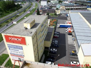 Banská Bystrica - kancelárie na prenájom
