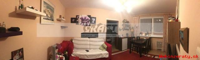 RK-GRAFT ponúka 2-izb.  byt Fedáková ul.