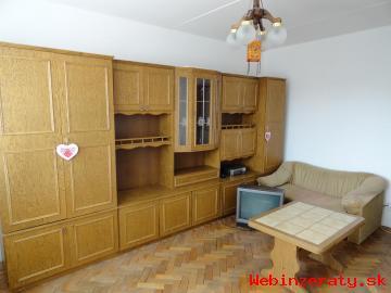 4-izbový byt na prenájom - Pov.  Bystric