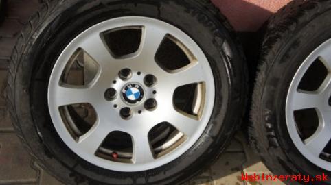 Komplet zimná sada original BMW