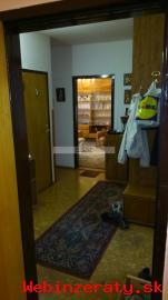 RK-GRAFT ponúka 4-izb.  byt Závadská ul.