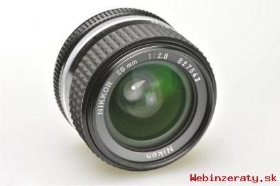 Nikon Nikkor 28mm f/2. 8 AI-s