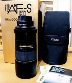 Nikkor 300mm f/4 AF-S