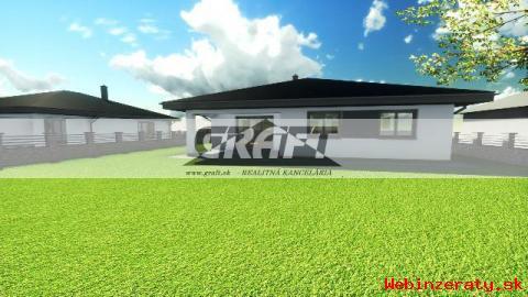 RK-GRAFT ponúka novostavbu /dva vedľa s