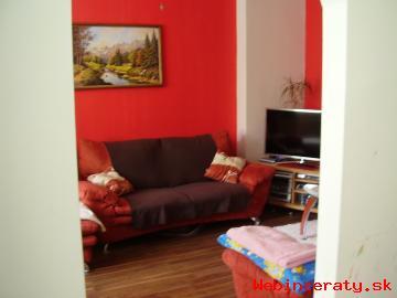 Predaj 2-izbovy tehlovy byt