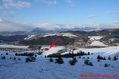 Prodám pozemky u ski areálu