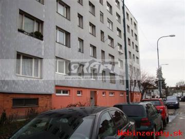 1-izb.  byt Mozartova ul.  - St. Mesto v