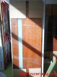 Celodrevené interiérové dvere komplet