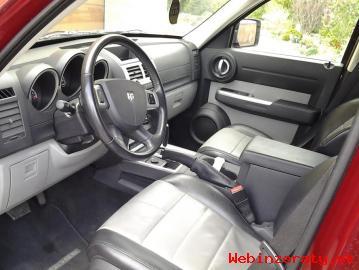 Predám Dodge Nitro 2. 8 CRD R. 2007/10 v