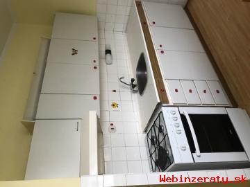 3-izb.  byt Homolova ul. -Dúbravka