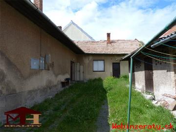 Predaj rodinného domu v centre mesta Kru