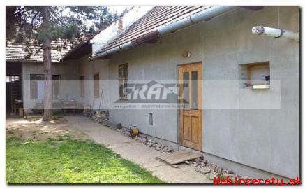 RK-GRAFT ponúka 3-izb.  RD Vištuk - okr.