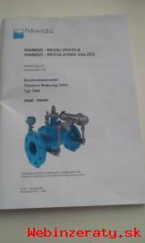 Hawido-Regulating Valves 1500