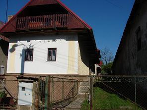Vidiecky dom Cerovo
