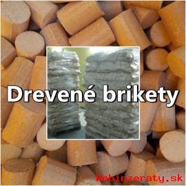 Brikety 101 eur/t