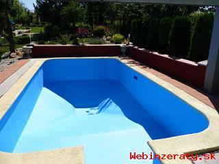 Tekutá guma ALFEMA na bazény