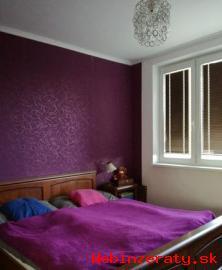 3-izbový byt, Miškovecká, loggia