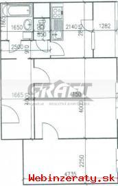 RK-GRAFT ponúka 2-izb.  byt Stupava
