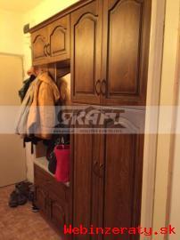RK-GRAFT ponúka 1-izb.  byt Ľ.  Zúbka