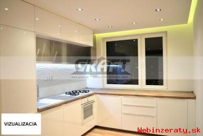 RK-GRAFT ponúka 3-izb.  byt Jamnického u