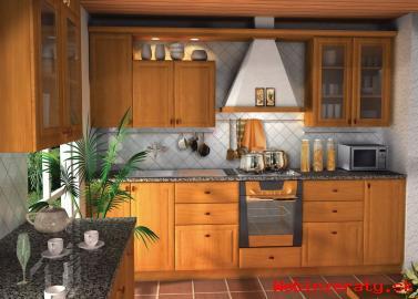 Vyrobíme kuchyňu, nábytok na mieru