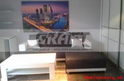 RK-GRAFT ponúka 1-izb.  byt Uhrova ul.