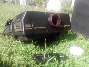 DIA projektor Braun Paximat Multimag 250