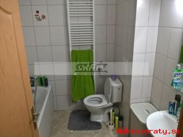 RK GRAFT ponúka 1-izb.  byt Hlboká ul.