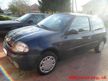 Predam Renault Clio 1. 2 r. v. 1999,3dve