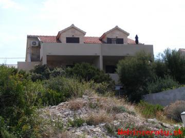 Apartmánový dům Chorvatsko ostrov Brač