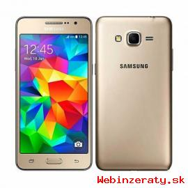 Prodám Samsung Galaxy J3 duos gold