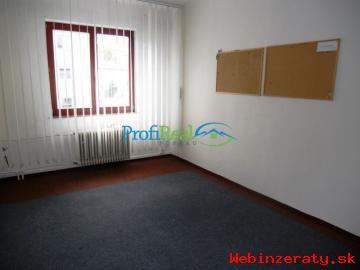 Na prenájom kancelárske priestory v Popr