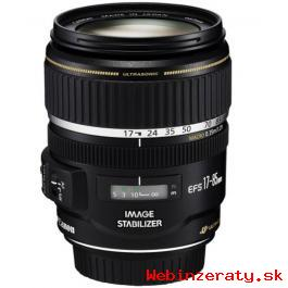 Canon EF-S 17-85 mm f/4-5. 6 IS USM