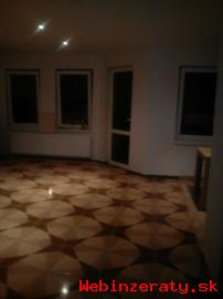 Predám rodinný dom v Ratnovciach