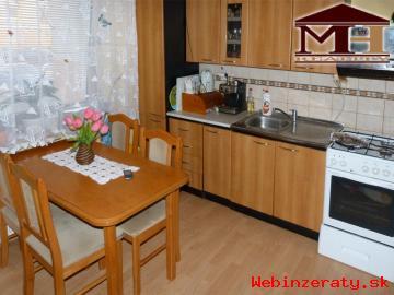 Predaj 4-izbový byt Krupina - MR
