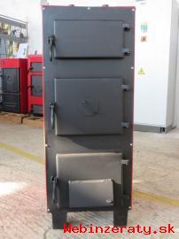 Nový 26 a 36 kW kotol na uhlie a drevo