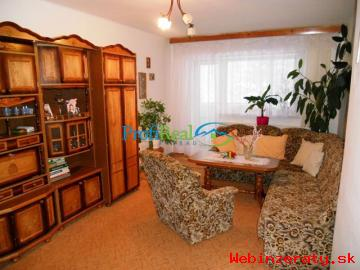 3-izbový byt v Tatr.  Javorine