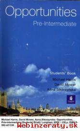 Učebnice angličtiny Opportunities