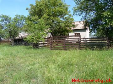 Predaj Vidiecky dom s 3,85 ha pozemkom