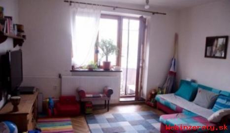 3-izbový byt, Šoltésovej, balkón
