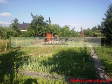 RK-GRAFT ponúka záhradu Žabí majer