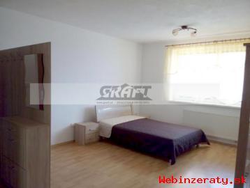 1-izb.  byt v novostavbe Bratislavská ul