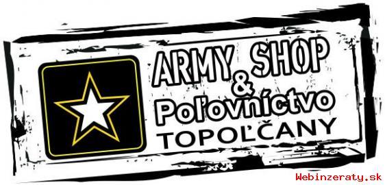 Armyshop a Poľovníctvo Topoľčany